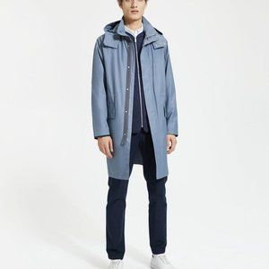 Theory Rocky Tactic Cotton Jacket